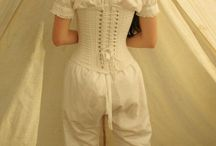 Civil war dress ans fabric
