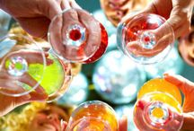 Fun Cocktail making classes Leeds / www.hireabarman.com Call us today on 0203176628 and let us plan the perfect party for you and the laies