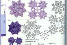 Crochet / Flowers