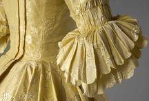 Costumes XVIIIe siècle