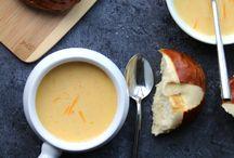 Soups / by Bailey Donovan