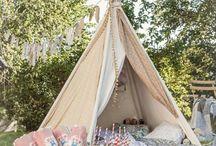 Picnic Weddings / Camp Picnic Ideas