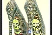 Shoes I wish I could wear / by Stephanie Velarde