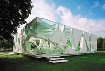 Architecture / by Viv's Araújo
