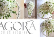 bridal bouquet - Angelica Lacarbonara / bridal bouquet  - 2014 summer collection