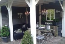 inrichting veranda