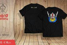 Nerd Factory T-shirt