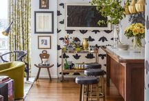 KITCHEN WALLPAPER IDEAS FOR THOSE WITH GREAT TASTE / KITCHEN WALLPAPER INSPIRATION