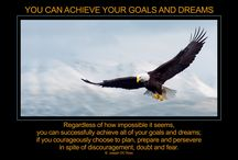 YOU CAN ACHIEVE YOUR GOALS AND DREAMS / INSPIRATION / by Enrich International, Inc.
