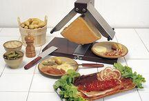 Appareil à raclette / Sélection d'appareils à raclette disponibles sur www.raviday-fromage.com.
