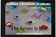 Technology in the Classroom / See ways Seffner Christian Academy and other schools are incorporating cutting edge technology into our classrooms.