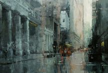 Art - Cityscapes