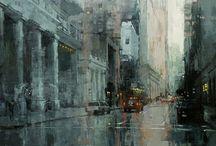 Art - Cityscapes