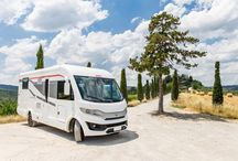 Trigano Group Brands / Trigano is the French group who have a large number of motorhome brands in Europe. Also they have a large number of other leisure businesses. Such as the Trigano shop an online leisure accessories business .