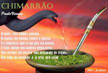 POESIA: CHIMARRÃO / CHIMARRÃO