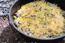 Camping Recipes / by Jamie Gipson