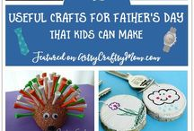 Father's Day / Father's Day crafts, gift ideas, DIY and more!