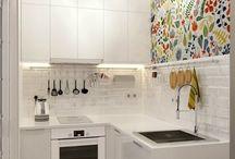 Teeny Kitchen / My Teeny Kitchen