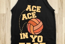 Volleyball / by CHICK CHARM