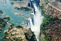 Africa; places to see