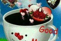Good morning   Goeie môre