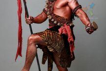 Mythological Cast