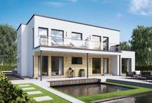 Bau Dein Haus / Von der Entscheidung für ein Fertighaus über die Hausplanung bis hin zum Aufbau findet ihr hier eine Menge Informationen darüber, was ihr wissen müsst, wenn ihr ein Traumhaus bauen wollt.