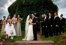 Elizabeth Park Rose Garden - Connecticut / Elizabeth Park in Hartford, Connecticut is an especially good choice for spring, summer, and fall rose garden weddings.