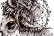 Tattoos / by mackayla dooley