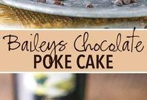 alcoholic cake