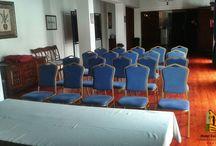 Salones Hotel-Escuela / Salas de Reuniones disponibles en el Hotel Escuela