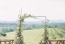 arches/arbours/ceremonies