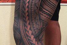 Ketils Samoan tattos