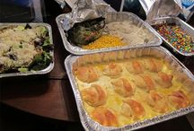 college - frozen meals