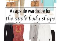 Clothes for the Apple Shaped Body