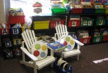 kindergarten room ideas / by Margaret Brazil