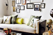 Interiores: cuadros