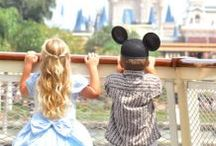 Disney Holiday / Take a trip to Disneyland and Disney world with these tips. / by Clever PinkPirate