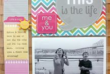 6x8 Scrapbooking / by Sarah Archer