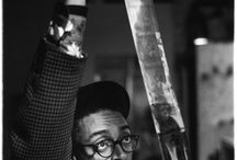 """DO THE WRITE THING !!! / """"I think black people hate to be in control of their own image,because film is a powerful medium. We can't just sit back and let other people define our experience"""" SPIKE LEE / by Atia Austin"""