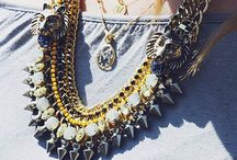 Bling / Current jewelry trends / by Alissa Muñoz