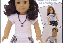 Oh Sew Kat 18 Inch Doll Clothes