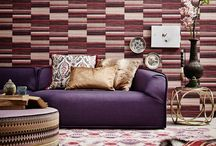 Inspiring interiors with rugs