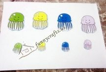 Jellyfish Activity with Magnet