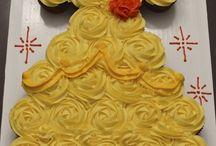 Ideias para o bolo Maria Inês