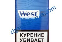 WEST cigarettes / WEST brand cigarettes
