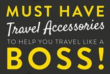 Travel Gear / All the best in travel gear.  From electronics to luggage, everything you need to make your travels easier