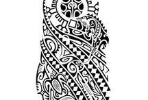 Tatuagens pretas