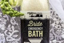 Bride Emergency / A succulent pomegranate mango scent that will soothe any bride to be.