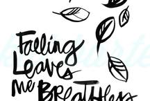 Brush script  / by Chari Moss